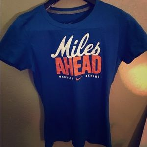 Nike slim fit t shirt